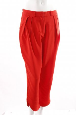 Lala Berlin Pleated Pants Red