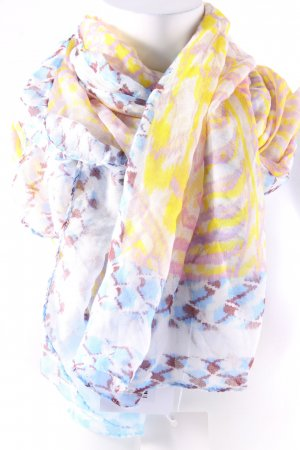 Lala Berlin Neckerchief abstract pattern casual look