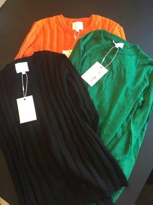 Lala Berlin Pullover S Orange