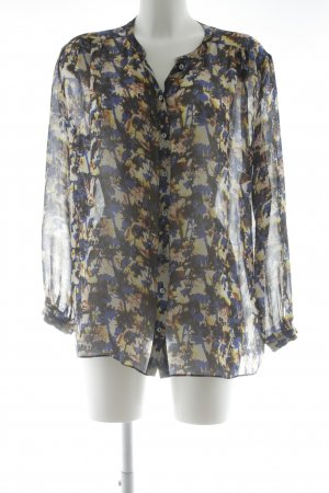 Lala Berlin Seidenbluse florales Muster Casual-Look