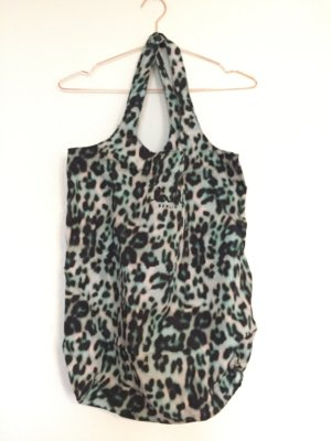 LALA BERLIN Shopping Bag Leopard
