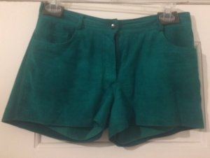 Lala Berlin Shorts verde bosco