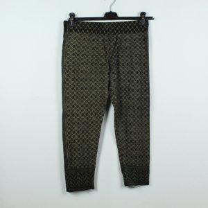Lala Berlin Sweat Pants black-dark green wool