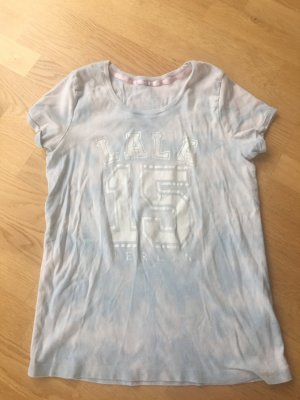Lala Berlin T-Shirt blau gr s/m