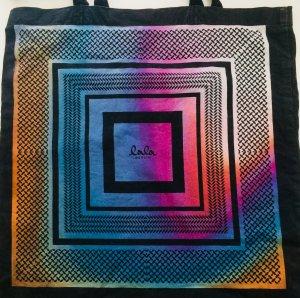 Lala Berlin Bolso de tela multicolor Algodón