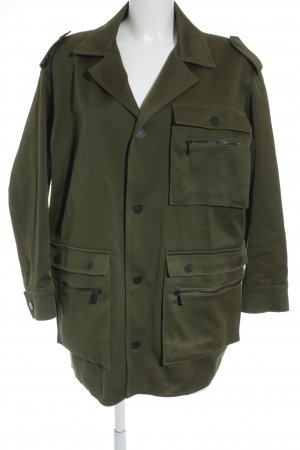 Lala Berlin Trenchcoat khaki Brit-Look
