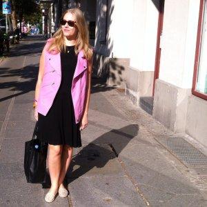 Lala Berlin Weste in Pink