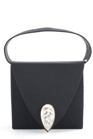 Lalique Paris Handtasche schwarz Casual-Look