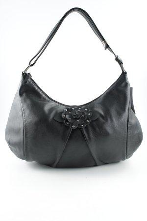 Lamarthe Pouch Bag black casual look