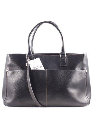 Lamarthe Bolso marrón oscuro estilo clásico