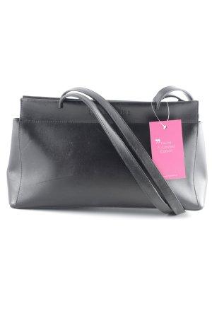 Lamarthe Handtasche schwarz Elegant