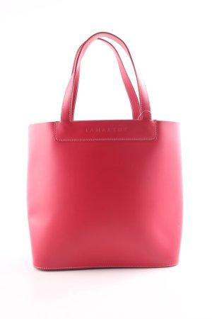 Lamarthe Borsa con manico rosso stile casual