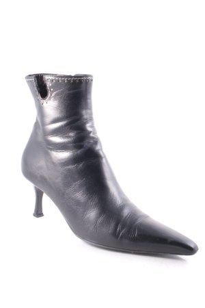 Lambertson Truex Booties schwarz klassischer Stil