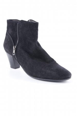 Lamica Ankle Boots schwarz Business-Look