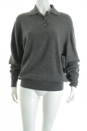 LAMM by Ballantyne Pullover grau Casual-Look