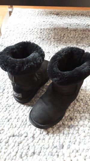 Lammfell-Boots Gr 39