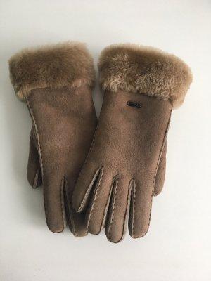 Lammfell Handschuhe