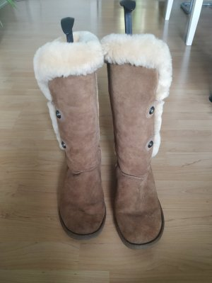 Australia Luxe Collective Fur Boots light brown