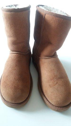 UGG Boots brown suede