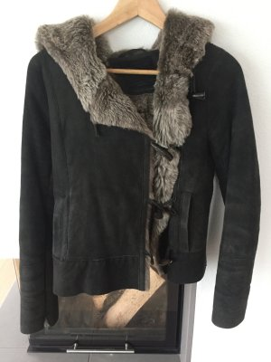 Lammfelljacke von All Saints
