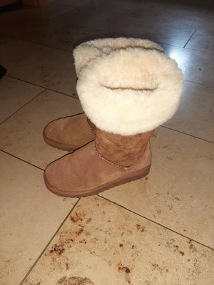 Winter Booties light brown
