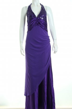 Lampone Abendkleid lila Elegant