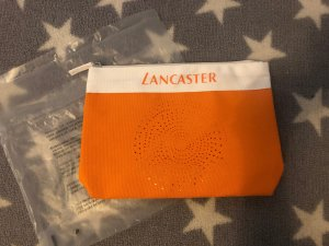 LANCASTER Cosmeticabox room-oranje
