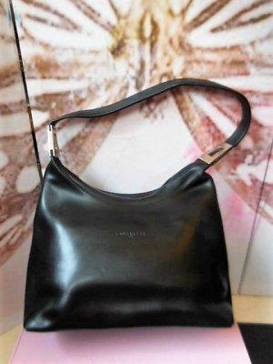 Lancaster Leder Handtasche schwarz gepflegter Zustand