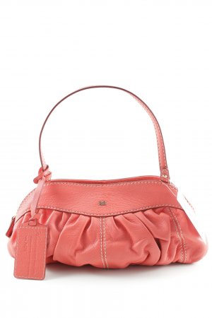 Lancel Clutch lachs Casual-Look
