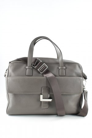 Lancel Carry Bag grey brown casual look