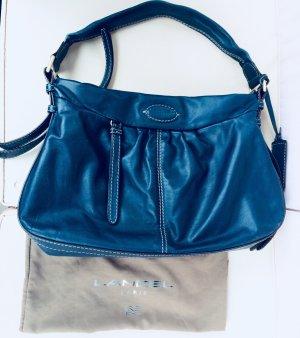 Lancel Luxustasche blau