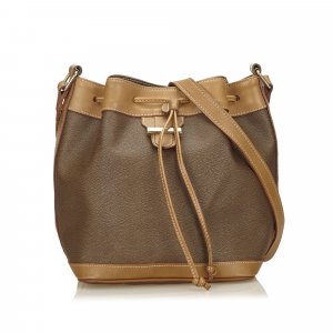 Lancel PVC Shoulder Bag