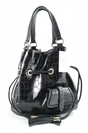 "Lancel Borsa a tracolla ""Premier Flirt Bucket Bag Black"" nero"