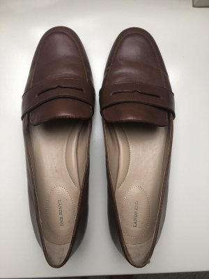 Land's End Leder Loafers