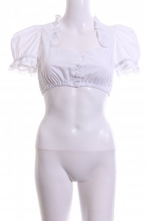 Landhaus by C&A Traditional Blouse white casual look