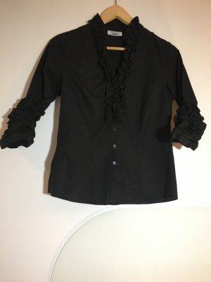 Traditional Blouse black cotton