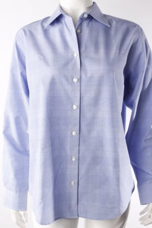 Lands End Bluse kariert