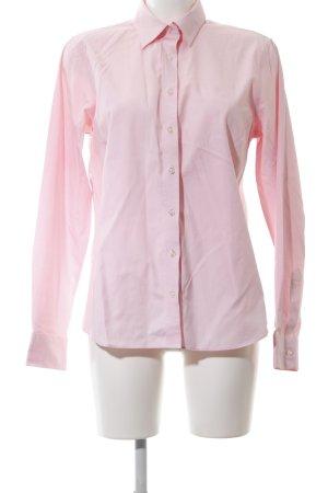 Lands' End Hemd-Bluse pink Business-Look