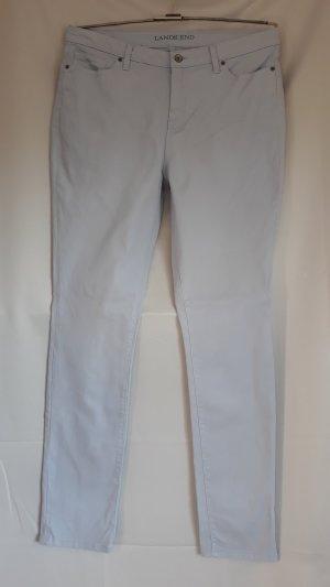 Lands' End Jeans slim bleu azur