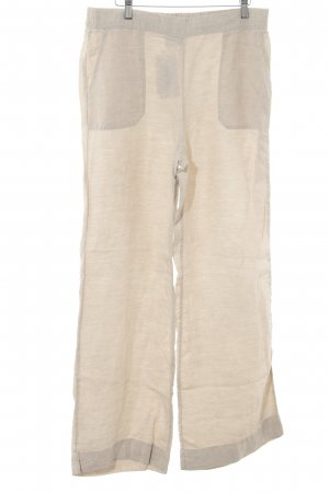 Lands' End Pantalón de lino beige look casual