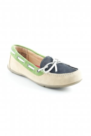 Lands' End Mocassino multicolore stile casual