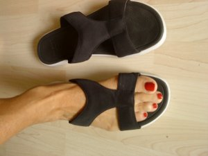 Lands`End Sandalen supersoft 40