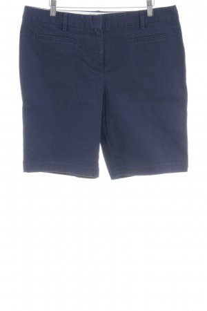 Lands' End Shorts dunkelblau Segel-Look