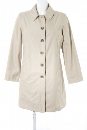 Lands' End Trenchcoat hellbeige-neonorange Casual-Look
