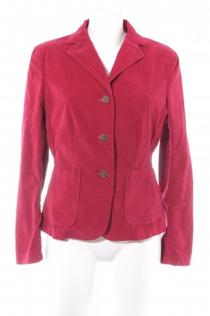 Lands' End Übergangsjacke rot Casual-Look
