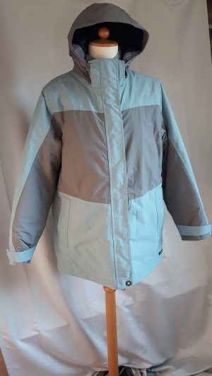 Lands End warme lange Jacke,squall,water und windproof,Gr.L