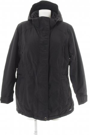 Lands' End Chaqueta de invierno negro look casual