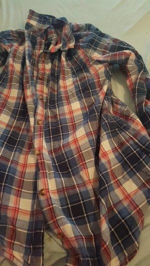 lang armliege bluse Farbe bunt Größe XL