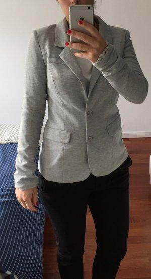 Lang Blazer Vero Moda Grau S