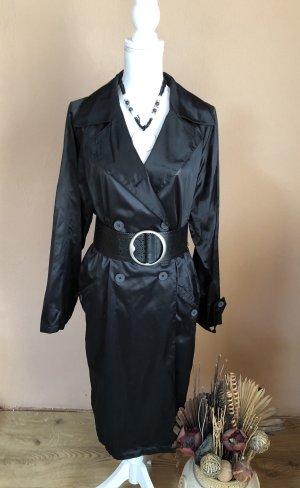Vintage Oversized Coat black